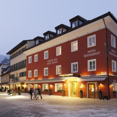 historic center of San Candido